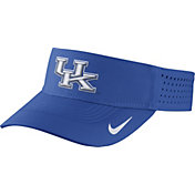 Nike Men's Kentucky Wildcats Blue Vapor Sideline Visor