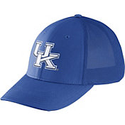 Nike Men's Kentucky Wildcats Blue Legacy91 Flex Mesh Back Hat