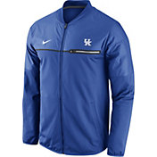 Nike Men's Kentucky Wildcats Blue Elite Hybrid Jacket