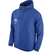 Nike Men's Kentucky Wildcats Blue AV15 Winger Jacket