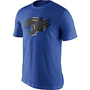 Nike Men's Kentucky Wildcats Blue Champ Drive Football T-Shirt