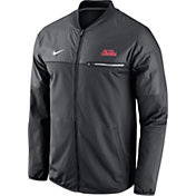 Nike Men's Ole Miss Rebels Anthracite Elite Hybrid Jacket