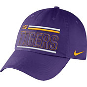 Nike Men's LSU Tigers Purple Heritage86 Adjustable Hat