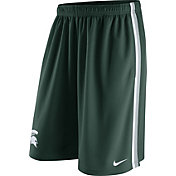Nike Men's Michigan State Spartans Green Epic Shorts