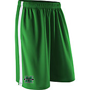 Nike Men's Marshall Thundering Herd Green/White Epic Shorts