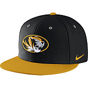 Nike Men's Missouri Tigers Black True Adjustable Performance Hat