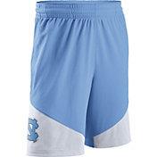 Jordan Men's North Carolina Tar Heels Carolina Blue/White New Classics ELITE Basketball Shorts