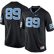 Nike Men's North Carolina Tar Heels Black #89 Game Football Jersey