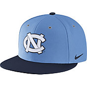 Nike Men's North Carolina Tar Heels Carolina Blue True Adjustable Performance Hat