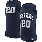 Nike Men's Penn State Nittany Lions #20 Blue Replica Basketball Jersey