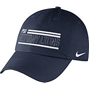 Nike Men's Penn State Nittany Lions Blue Heritage86 Adjustable Hat