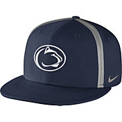 Nike Men's Penn State Nittany Lions Blue Champ Drive True Snapback Hat