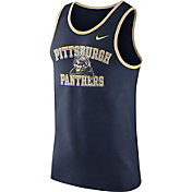 Nike Men's Pitt Panthers Blue Team Tank Top
