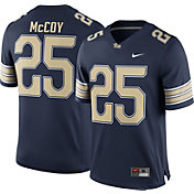 Nike Men's LeSean McCoy Pitt Panthers #25 Blue Replica College Alumni Jersey