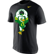 Nike Men's Oregon Ducks 'The Duck' Black T-Shirt