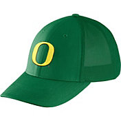 Nike Men's Oregon Ducks Apple Green Legacy91 Flex Mesh Back Hat