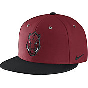 Nike Men's Arkansas Razorbacks Cardinal True Adjustable Performance Hat