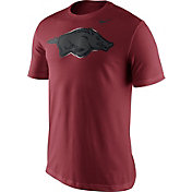Nike Men's Arkansas Razorbacks Cardinal Champ Drive Football T-Shirt