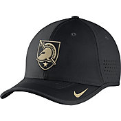 Nike Men's Army West Point Black Knights Army Black Vapor Sideline Coaches Hat