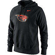 Nike Men's Oregon State Beavers Black Classic Logo Hoodie