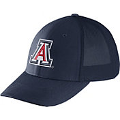 Nike Men's Arizona Wildcats Navy Legacy91 Flex Mesh Back Hat