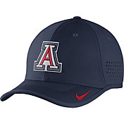 Nike Men's Arizona Wildcats Navy Vapor Sideline Coaches Hat