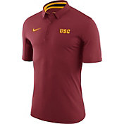 Nike Men's USC Trojans Cardinal Basketball Polo