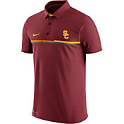 Nike Men's USC Trojans Cardinal Elite Coaches Performance Polo