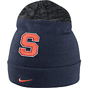Nike Men's Syracuse Orange Blue/Grey Sideline Beanie