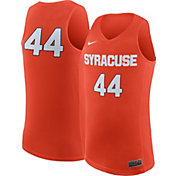 Nike Men's Syracuse Orange #44 Orange Replica ELITE Basketball Jersey