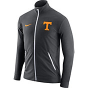 Nike Men's Tennessee Volunteers Anthracite Elite Players Dri-FIT Touch Full-Zip Jacket