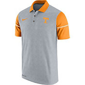 Nike Men's Tennessee Volunteers Gray/Tennessee Orange Football Sideline Polo