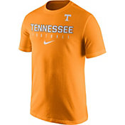 Nike Men's Tennessee Volunteers Tennessee Orange Football Practice T-Shirt