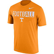 Nike Men's Tennessee Volunteers Tennessee Orange FootbALL Legend T-Shirt