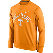 Nike Men's Tennessee Volunteers Tennessee Orange Circuit Crew Sweatshirt