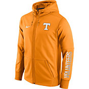 Nike Men's Tennessee Volunteers Tennessee Orange Circuit Full-Zip Hoodie