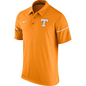 Nike Men's Tennessee Volunteers Tennessee Orange Team Issue Performance Polo