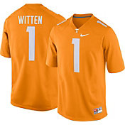 Nike Men's Jason Witten Tennessee Volunteers #1 Tennessee Orange College Alumni Football Jersey