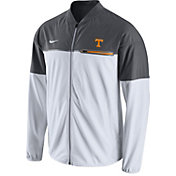 Nike Men's Tennessee Volunteers White/Grey Hybrid Flash Football Jacket
