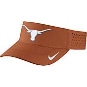 Nike Men's Texas Longhorns Burnt Orange Vapor Sideline Visor