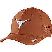 Nike Men's Texas Longhorns Burnt Orange Vapor Sideline Coaches Hat