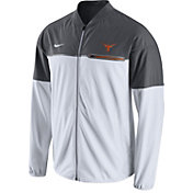 Nike Men's Texas Longhorns White/Grey Hybrid Flash Football Jacket
