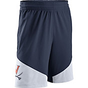 Nike Men's Virginia Cavaliers Blue/White New Classics Basketball Shorts