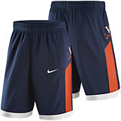 Nike Men's Virginia Cavaliers Blue Replica Basketball Shorts