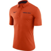 Nike Men's Virginia Tech Hokies Burnt Orange Basketball Polo