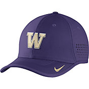 Nike Men's Washington Huskies Purple Vapor Sideline Coaches Hat