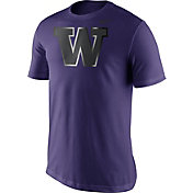 Nike Men's Washington Huskies Purple Champ Drive Football T-Shirt