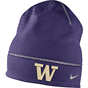Nike Men's Washington Huskies Purple Champ Drive Fleece Beanie