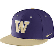 Nike Men's Washington Huskies Purple True Adjustable Performance Hat