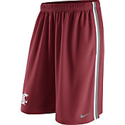 Nike Men's Washington State Cougars Crimson Epic Shorts